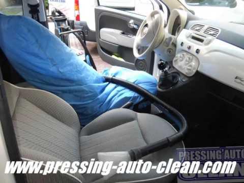 Soci t de lavage auto camping car autocar camion for Lavage auto interieur
