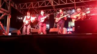 """Lost Highway""  Band of Ruhks, IBMA 2016 Street Stage"