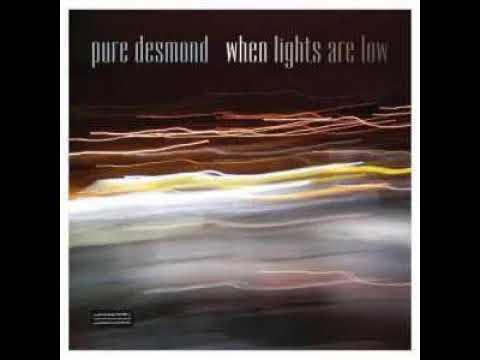 Bernie's Tune - Pure Desmond