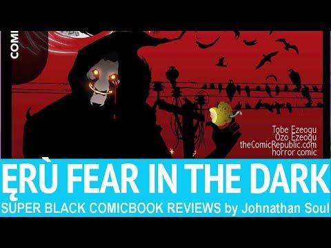 Eru Fear the Dark - horror comic - theComicRepublic.com