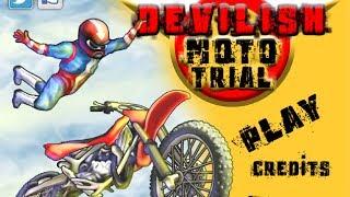 Devilish Moto Trial Level 1-6 Walkthrough
