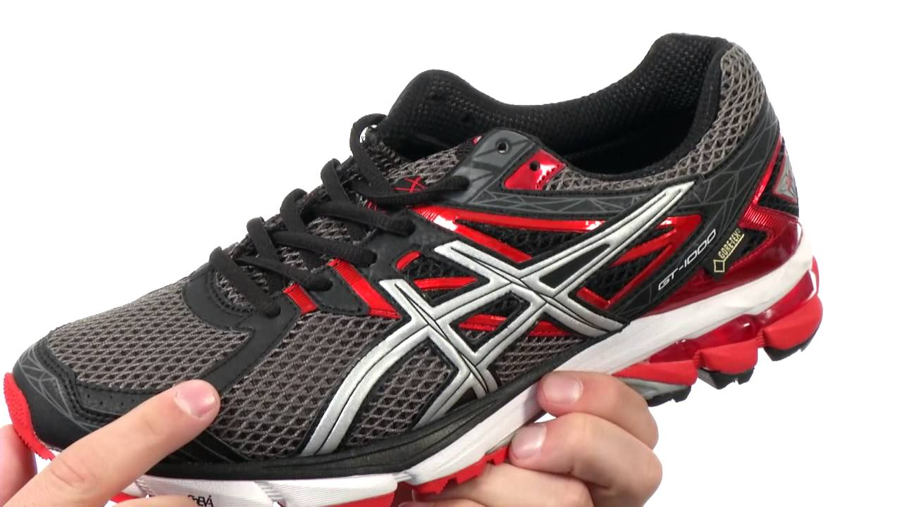 compare asics gt 1000 and gt 2000