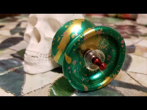 Magic YoYo LM1 QingYu Unboxing and Review.