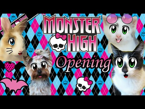 Monster High - Заставка [А ну-ка Давай-ка]