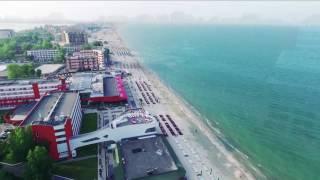 Mamaia la inceputul sezonului 2017 - Filmare aeriana din Drona - DJI Phantom 3