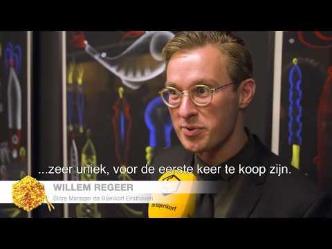 Dutch Design Week 2017 bij de Bijenkorf Eindhoven