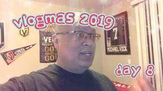 Gambar cover VLOGMAS 2019 DAY 8 -- HOW TO GET THROUGH THE DAY EVEN IF YOU'RE NOT FEELING WELL