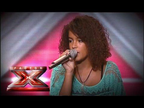 PALOMA NUNES - FACTOR X - AUDIÇÃO PGM 02 - 2013
