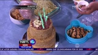 Talk Show Rayakan Ulang Tahun dengan Kue Mie Instan Unik - NET10