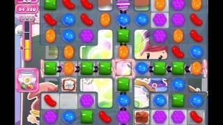 Candy Crush Saga Level 1096 (No booster)