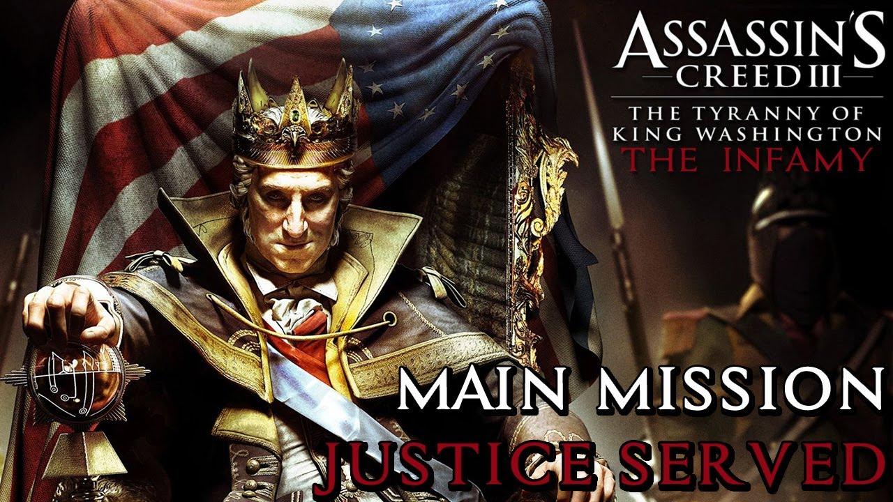 Assassin's Creed III - The Tyranny of King Washington: The ...