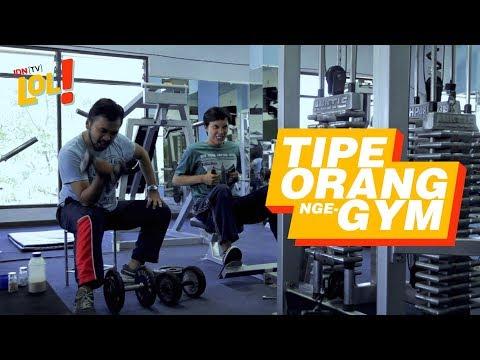 Tipe-Tipe Orang Nge-Gym | IDN TV LOL!