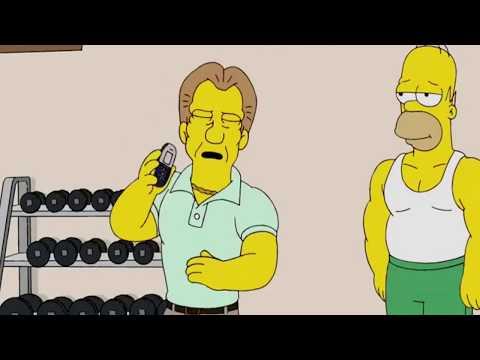 СИМПСОНЫ - Лучшие моменты # Гомер супергерой. Агент