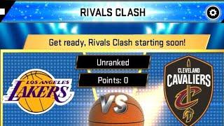 MYNBA2K19 - Rivals Clash (Lakers vs Cavs)