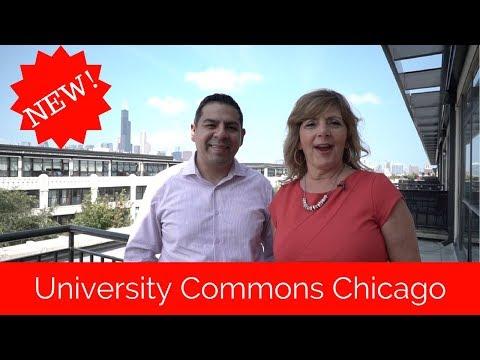 University Village Real Estate IL 60608 | University Commons Chicago