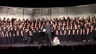 How Great Our Joy by ACHS All Womens Choir
