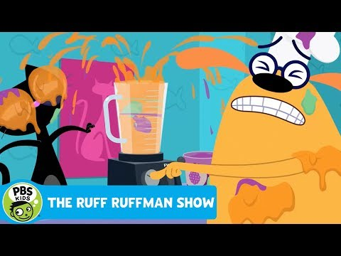 FETCH! Games Smoothie Operator PBS KIDS GO! | FunnyCat TV