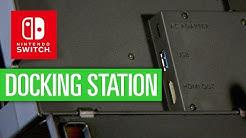 Nintendo Switch Dock / Docking-Station & Anschlüsse