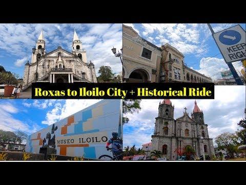 Roxas to Iloilo (Bike friendly city + Panay Island History)
