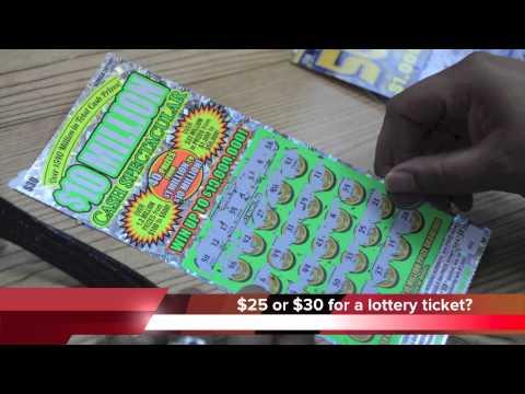 Georgia Lottery Ticket Has Best Odds