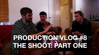 Ariella Production Vlog #7 - The Shoot: Part One