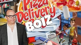 Pizza Delivery Boy for Wii - PAUL GIAMATTI GOT A GAME????! YES. - Super Grove Underground