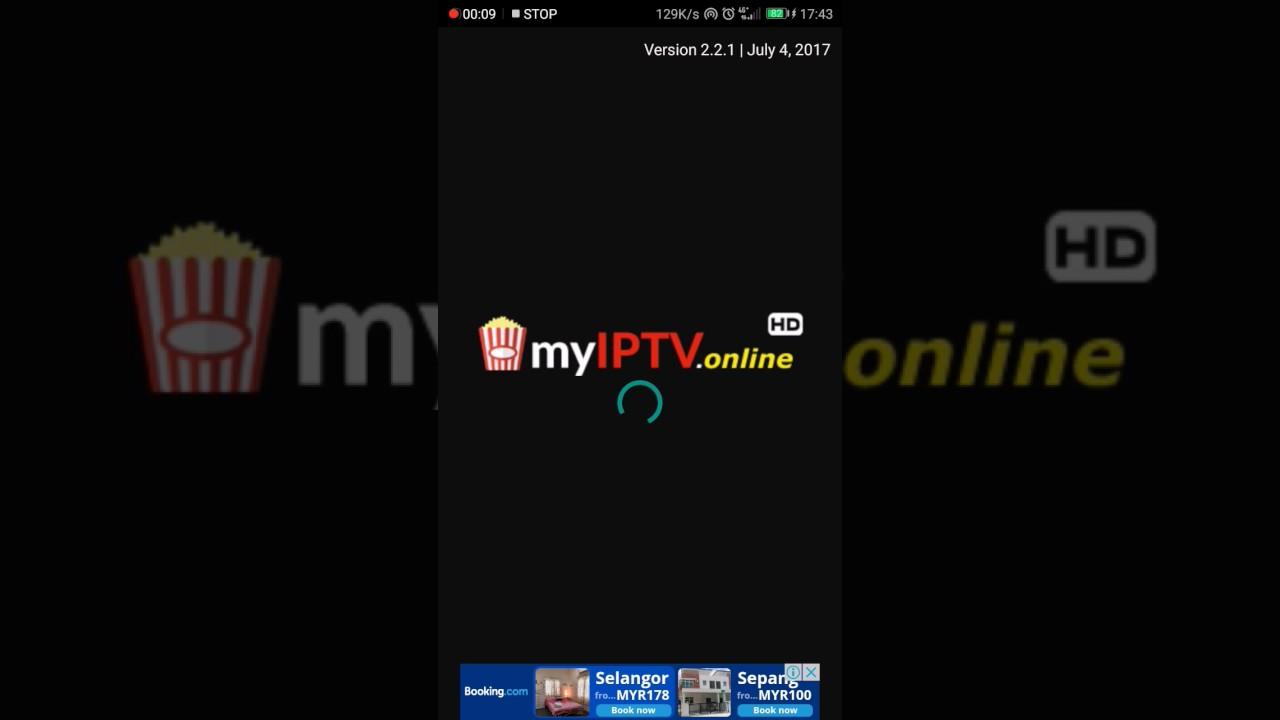 MyIPTV Android Apps