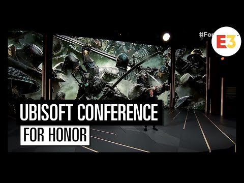 #10 For Honor : Marching Fire - Ubisoft E3 2018 Conference |