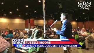 Southern Baptists Reject Alt-Right Racism at 11th Hour