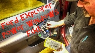 Video Ford Explorer No Power Windows download MP3, 3GP, MP4, WEBM, AVI, FLV Oktober 2018