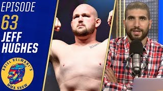 Jeff Hughes breaks down weird ending to Todd Duffee fight | Ariel Helwani's MMA Show