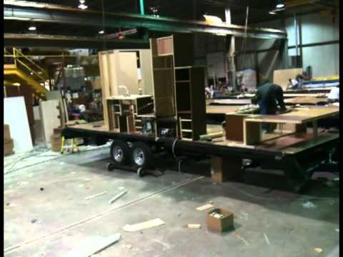 Campkins RV 2011 North Country by Heartland Factory Tour