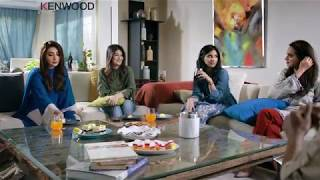 Kenwood eSmart TVC | Nawazuddin Siddiqui | Ayesha Khan | Friends Version