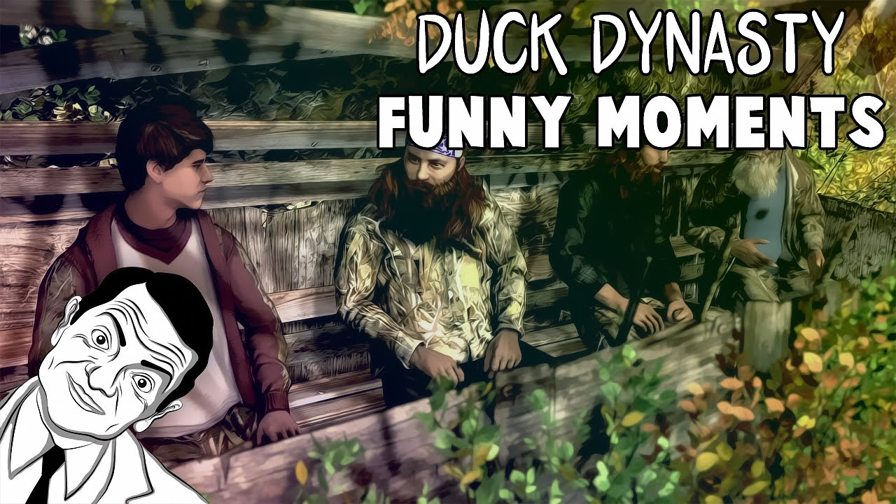 Duck dynasty video game funny moments amp glitches w rednecks 1