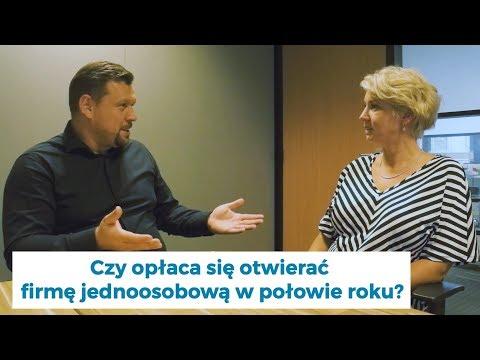 Czy opłaca się otwierać firmę jednoosobową w połowie roku?  Gość Buduj.nl/odc.15