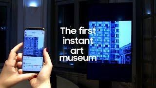 #tbt Samsung Live Museum