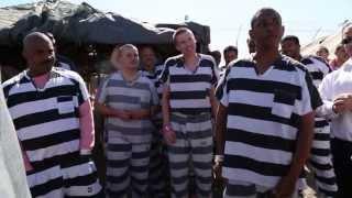 Tent City Jail Tour