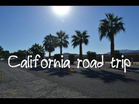 California road trip 3 deo + beauty haul