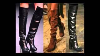видео итальянская женская обувь