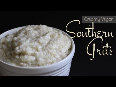 Creamy Vegan Southern Grits