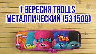 Розпакування 1 Вересня Trolls металевий Різнобарвний 531509