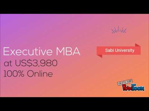 Affordable and Accredited online BBA, MBA, DBA