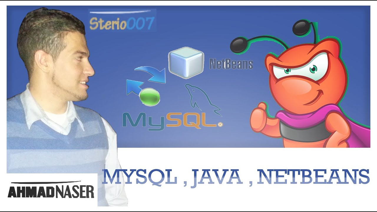 MYSQL And JAVA Tutorial Netbeans DAL