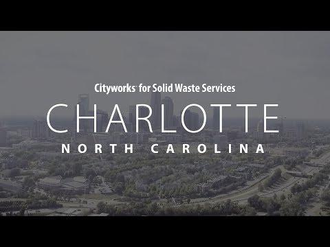 Charlotte North Carolina Solid Waste Services