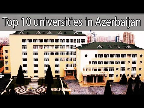 Top 10 universities in Azerbaijan - Infozly