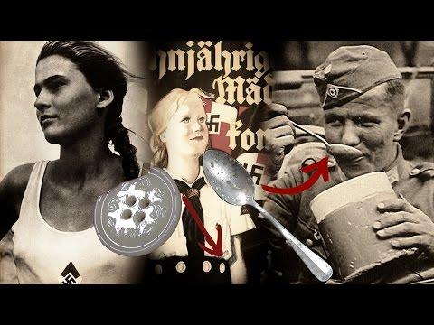 Metal Detecting WW2 - Bund Deutscher Mädel button - German Spoon and more [ History Secrets ]