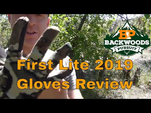 First Lite Gloves: First Lite Gear Review: First Lite 2019 Products