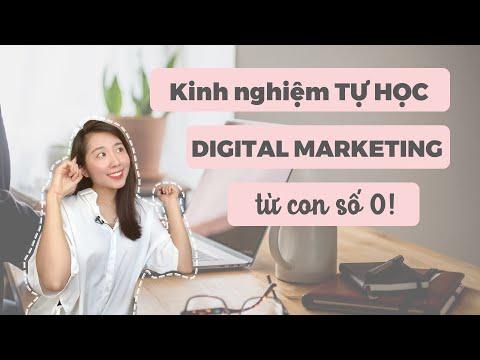 Mình tự học Digital Marketing như thế nào? Bí quyết tự học Digital Marketing cho người mới bắt đầu!