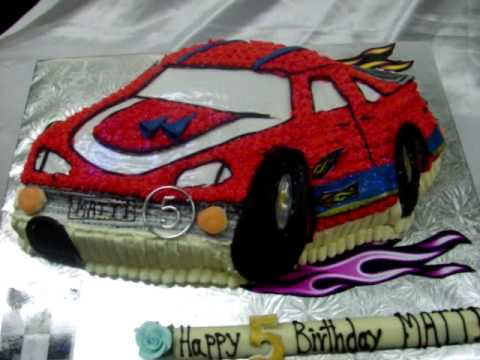 GURU CHEF ROHAN SAMARATUNGA CREATES A RACING CAR CAKE YouTube