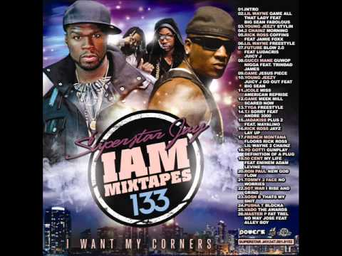09. The Game Feat Kanye West - Jesus Piece (I Am Mixtapes 133)